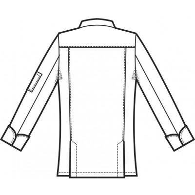 Giacca Chef Monaco Personalizzata