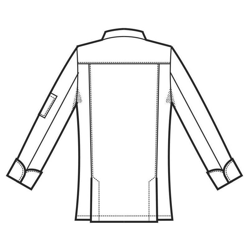 Giacca Chef Monaco Isacco